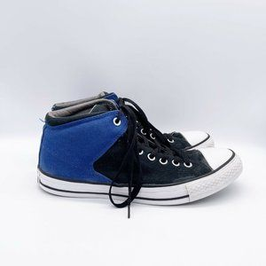 Converse All Stars Mid Top High Street Sneakers 9